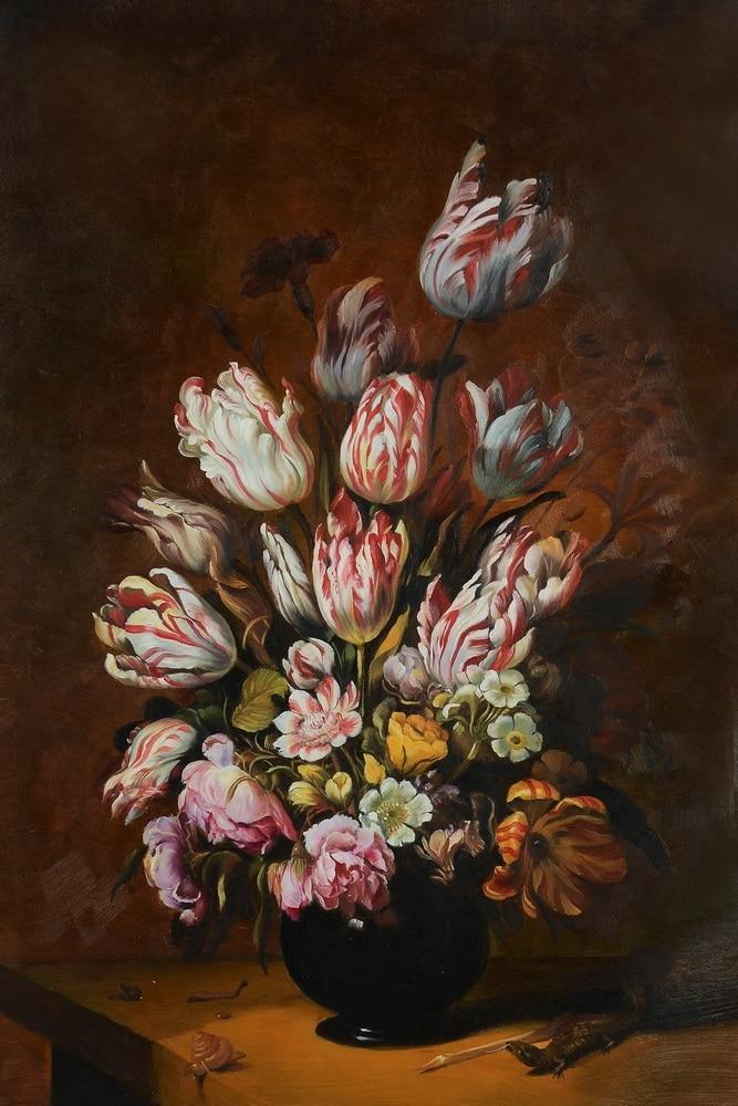 Stilleven - bloemen