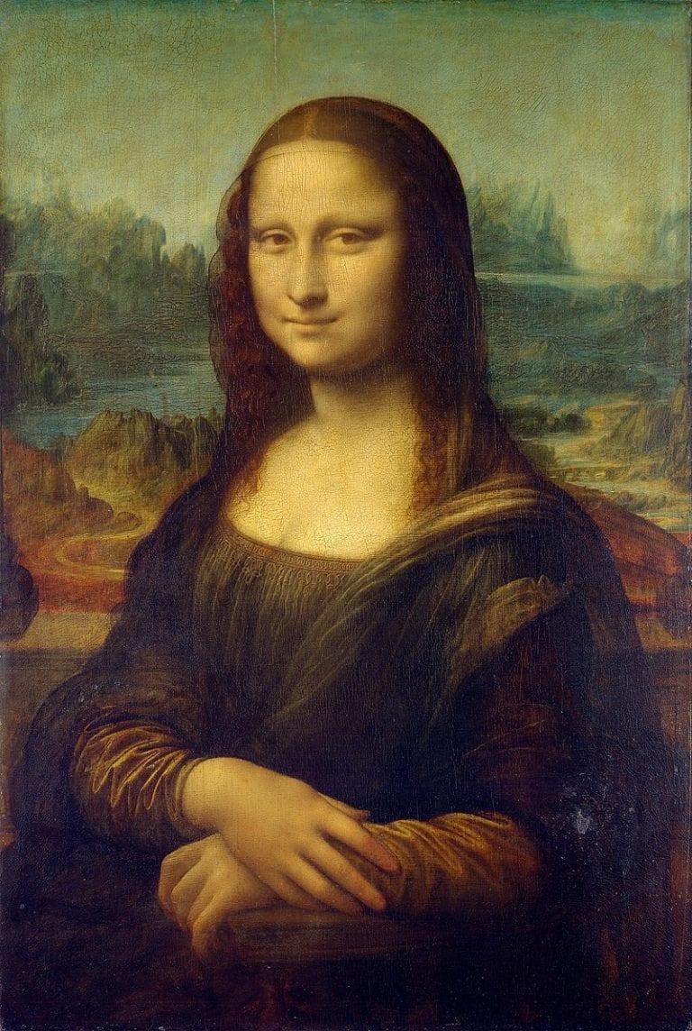 Schilderij da Vinci
