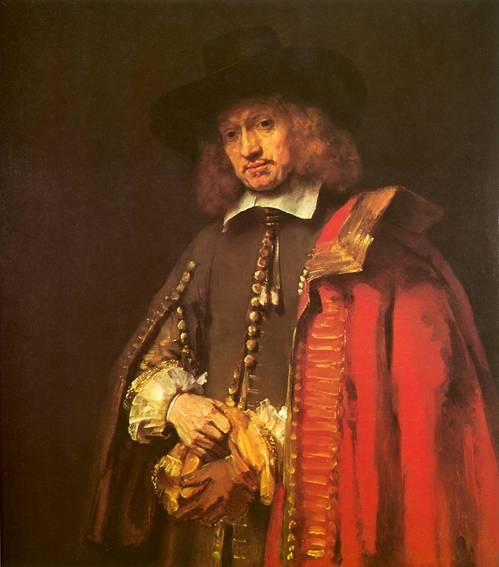 Schilderij Rembrandt