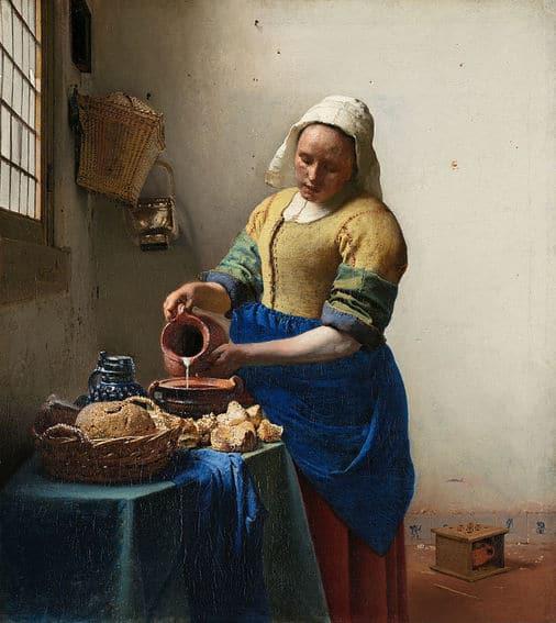 Schilderij Vermeer