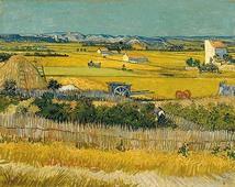 Vincent van Gogh - de Oogst