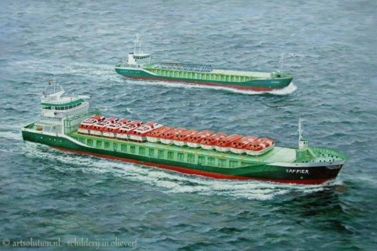 Vrachtschepen